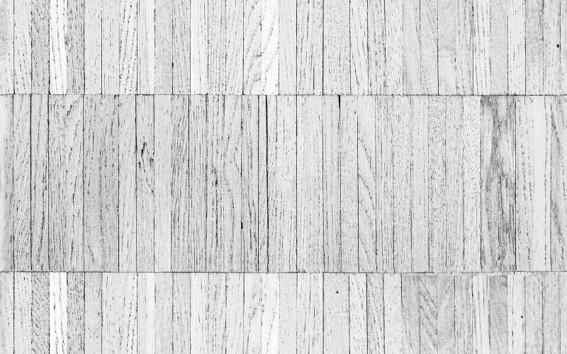 Sömlös textur av den vita parketten fotografering för bildbyråer