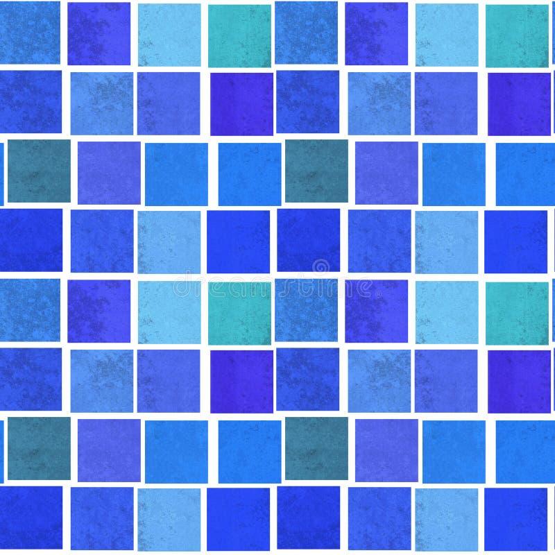 Sömlös texturfyrkantmodell arkivfoton