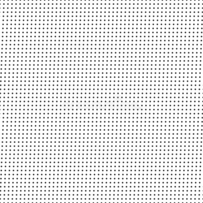 Sömlös upprepande diagonal modellabstarct cirklar form på vit bakgrund Geometrisk tappningkonst för modern runda abstrakt textur  stock illustrationer