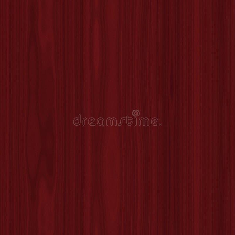 Sömlös wood closeup för texturbakgrundsillustration royaltyfri illustrationer