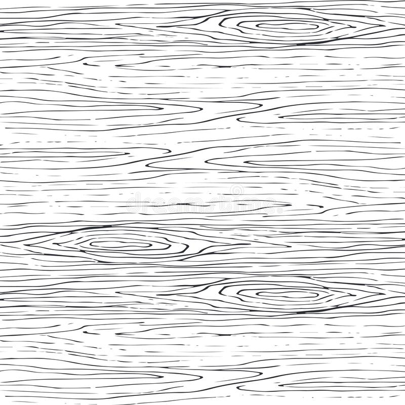 Sömlös wood korngrå färgmodell Trätexturvektorbakgrund fotografering för bildbyråer