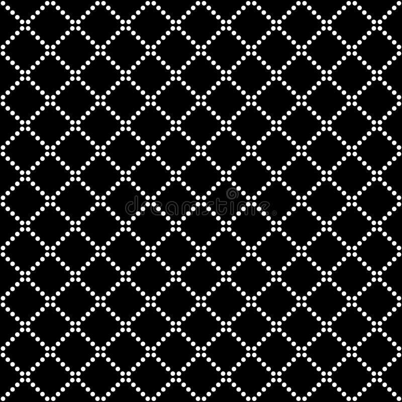 Sömlösa diagonala linjer svartvit modell för vektor abstrakt bakgrundswallpaper också vektor för coreldrawillustration Grå färger vektor illustrationer