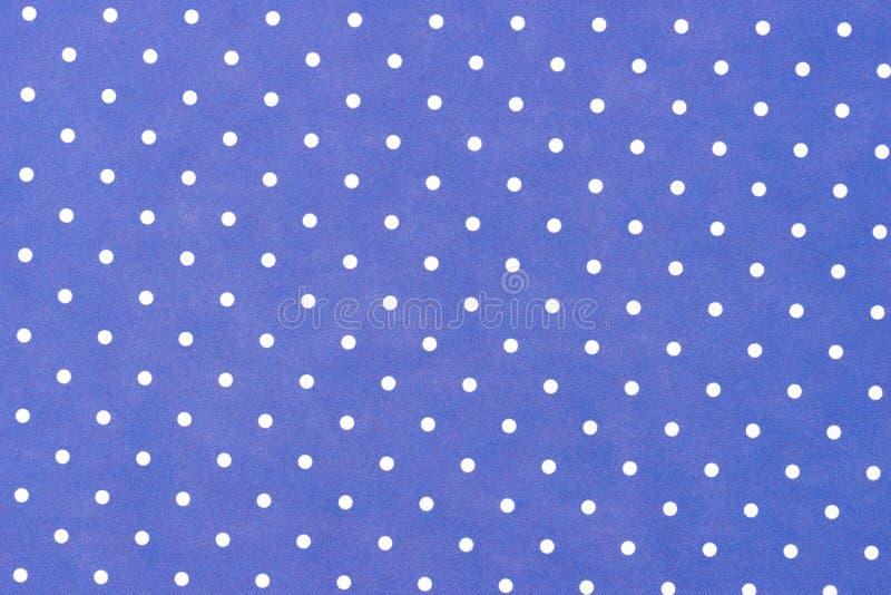 Sömlöst blått papper arkivbild