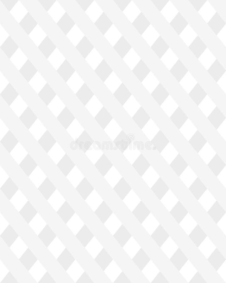 Sömlöst grått geometriskt royaltyfri illustrationer