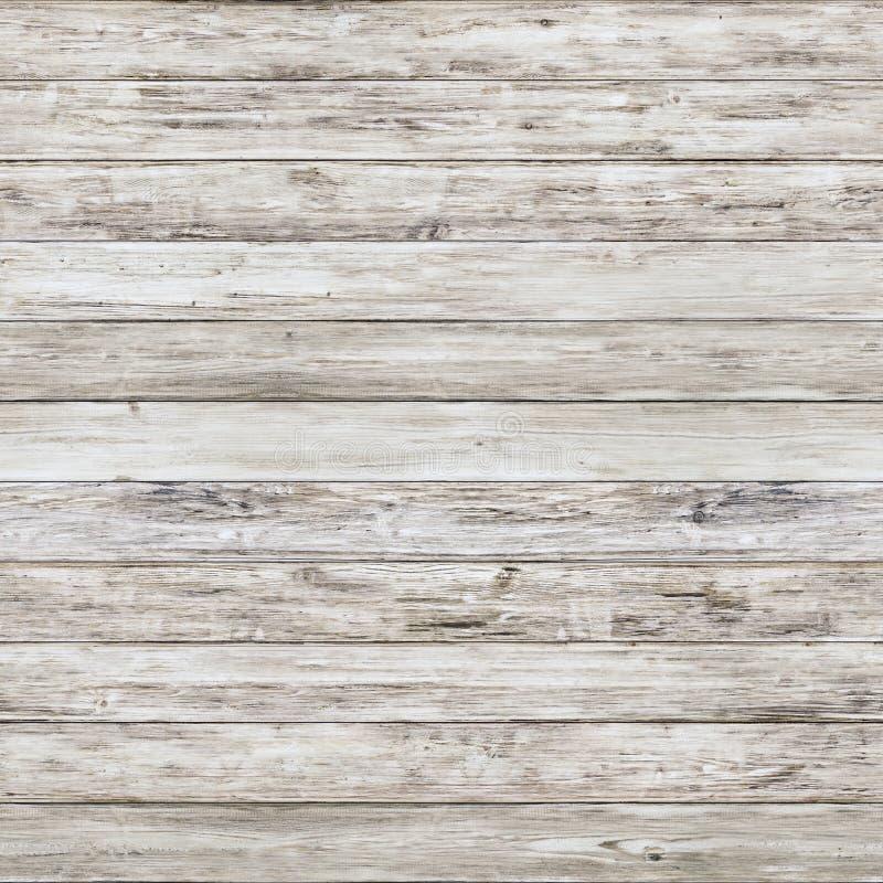 Sömlöst ljust grått trä royaltyfri fotografi