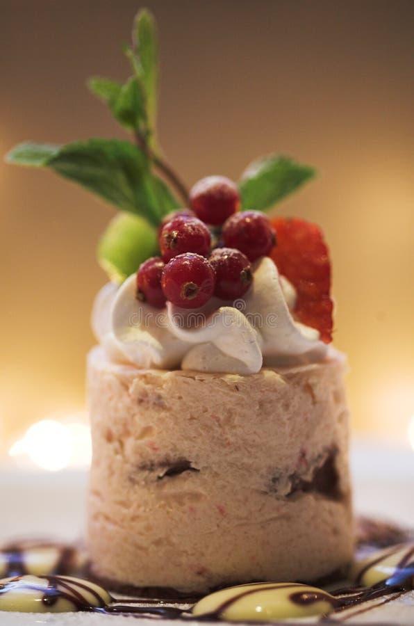 söt cake royaltyfria foton