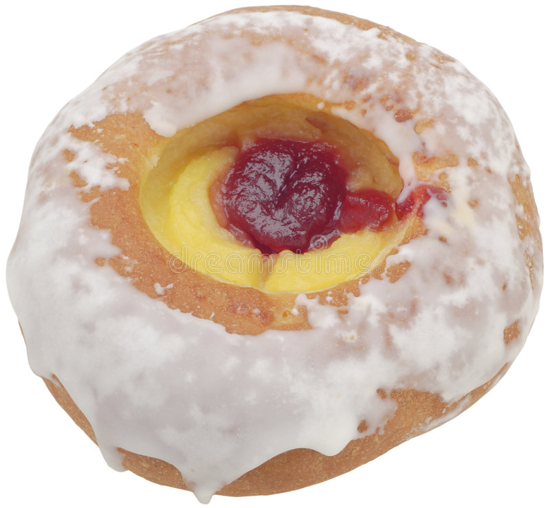 Download Söt cake arkivfoto. Bild av sött, cake, hollow, yellow - 986160