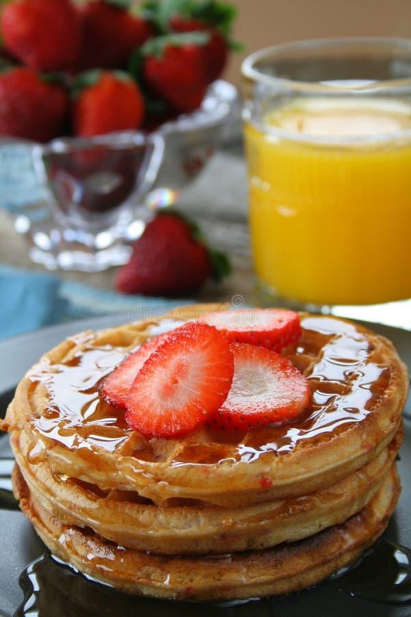 söt frukost fotografering för bildbyråer