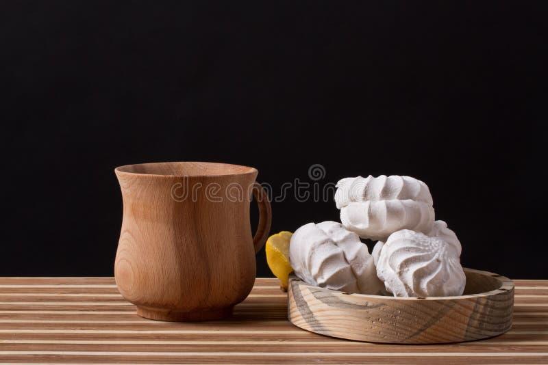 Söt Marshmallow royaltyfri fotografi