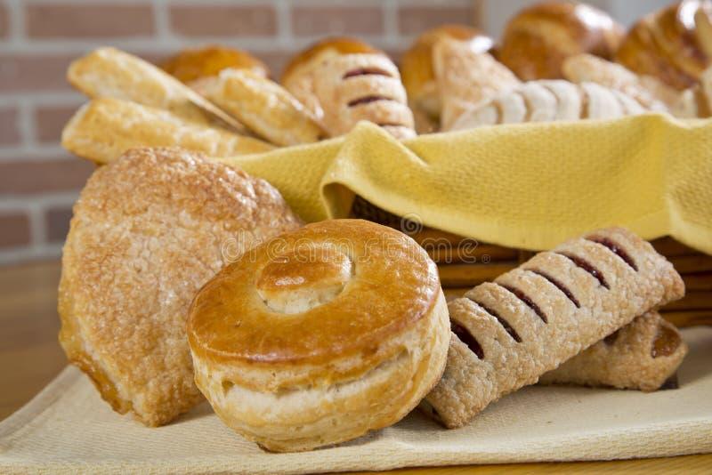 sött bröd royaltyfri foto