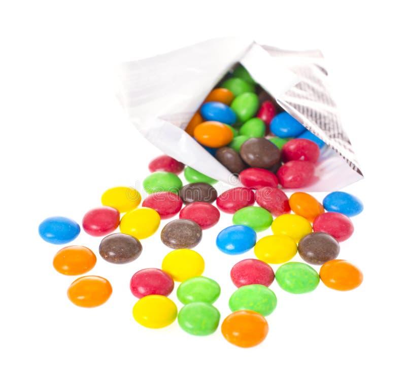 Süße Bonbon-Süßigkeit stockbilder
