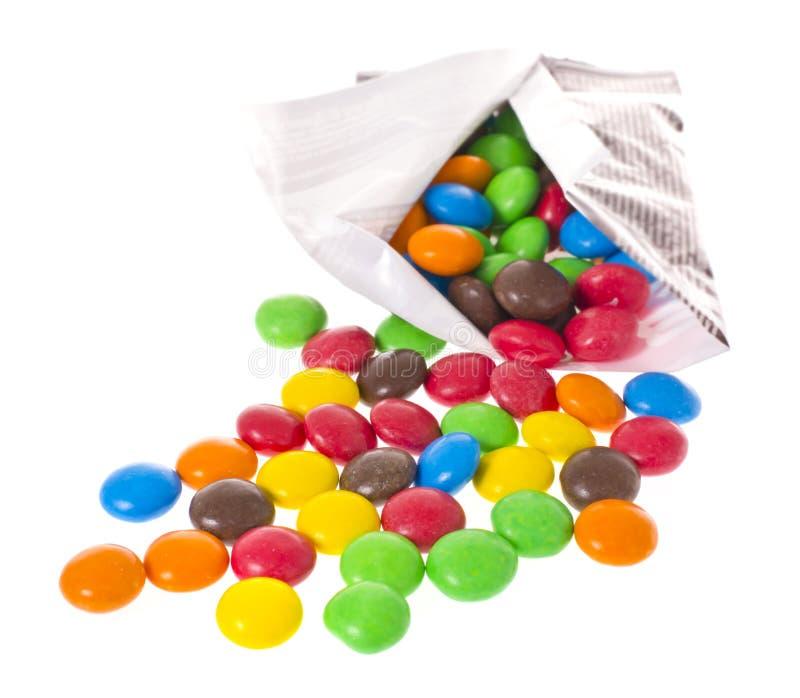 Süße Bonbon-Süßigkeit lizenzfreie stockfotografie