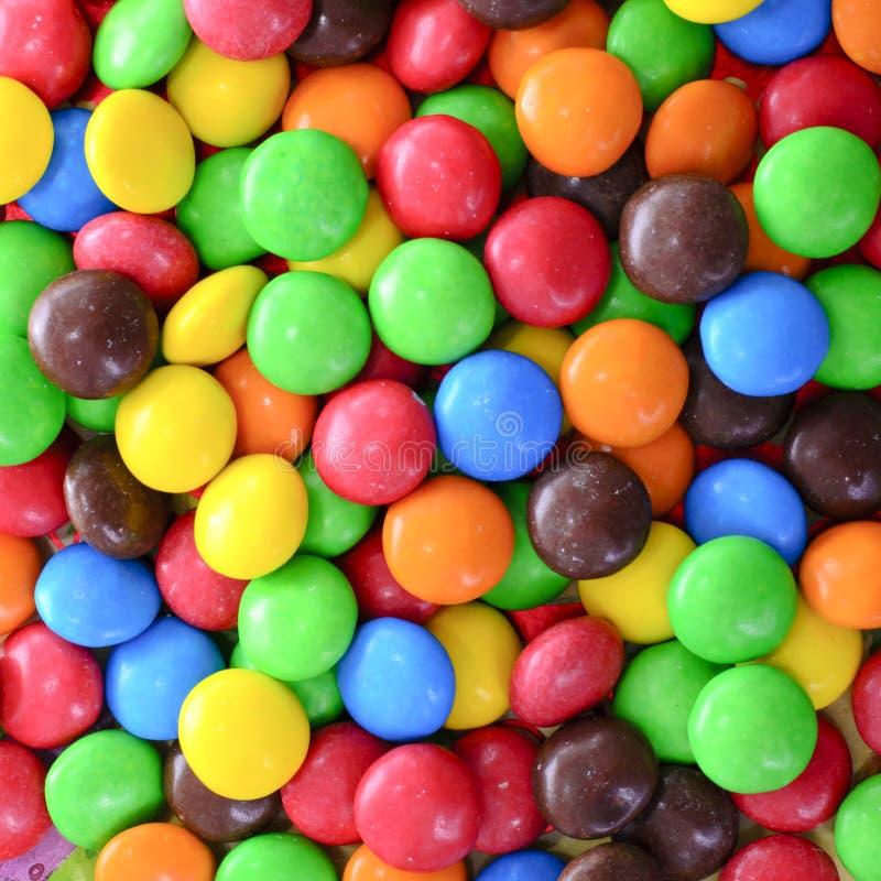 Süße Bonbon-Süßigkeit stockfotografie