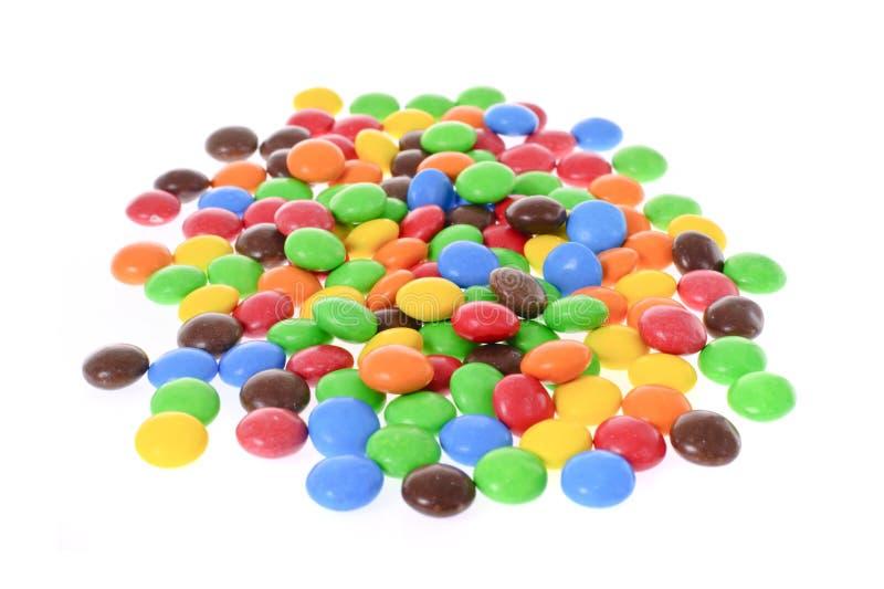 Süße Bonbon-Süßigkeit stockbild