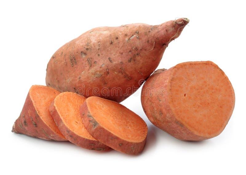 Süße Kartoffel lizenzfreies stockbild