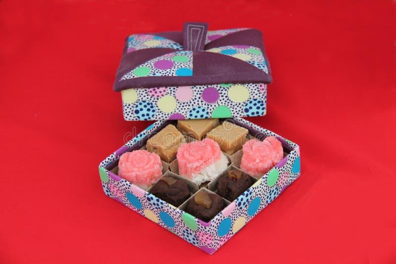 Süße Süßigkeits-Festlichkeiten lizenzfreie stockbilder