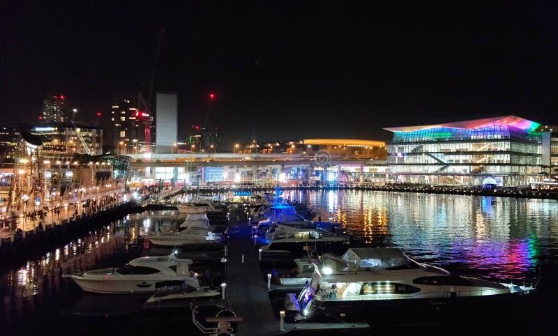 Süßer Hafen stockbilder