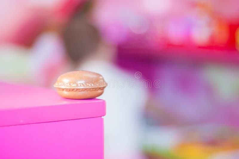 Süßer Kuchen schädliches Lebensmittel für stockbilder