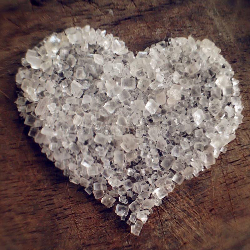 süßer Liebeszusammenfassungsillustrations-Franc-Zucker stockfotos
