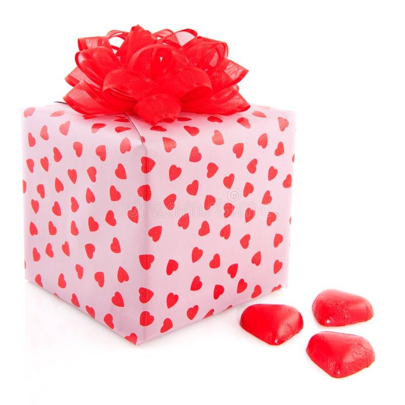 Süßer Valentinsgruß stockbilder