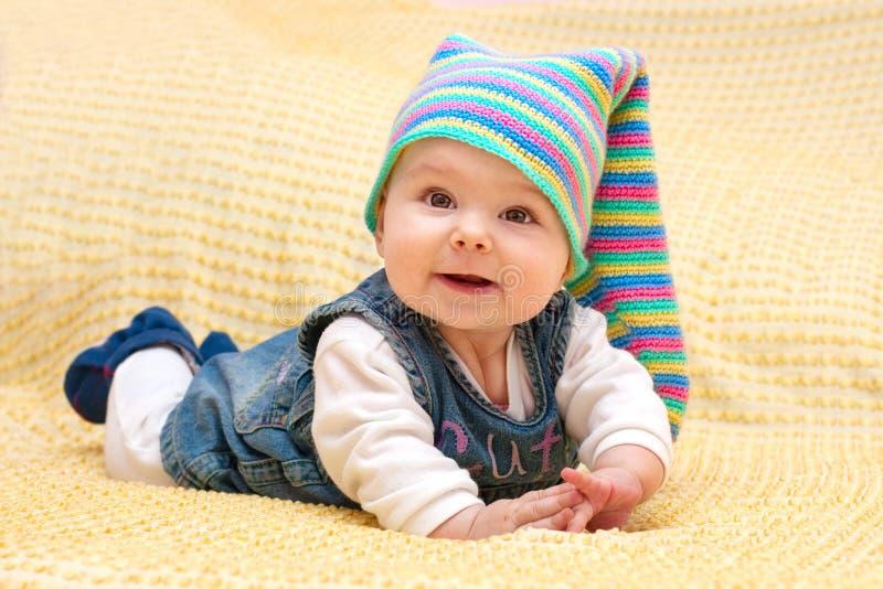Süßes Baby lizenzfreie stockbilder