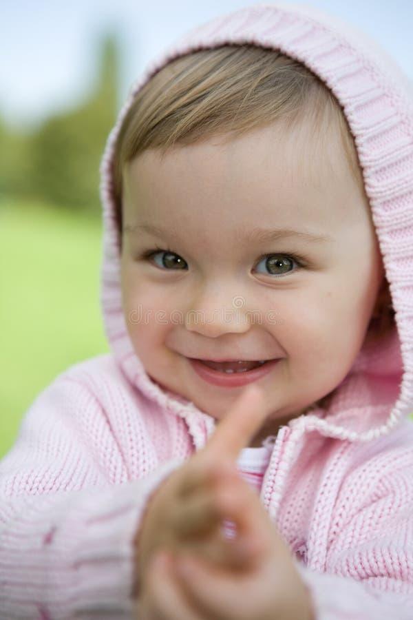 Süßes Baby stockbilder