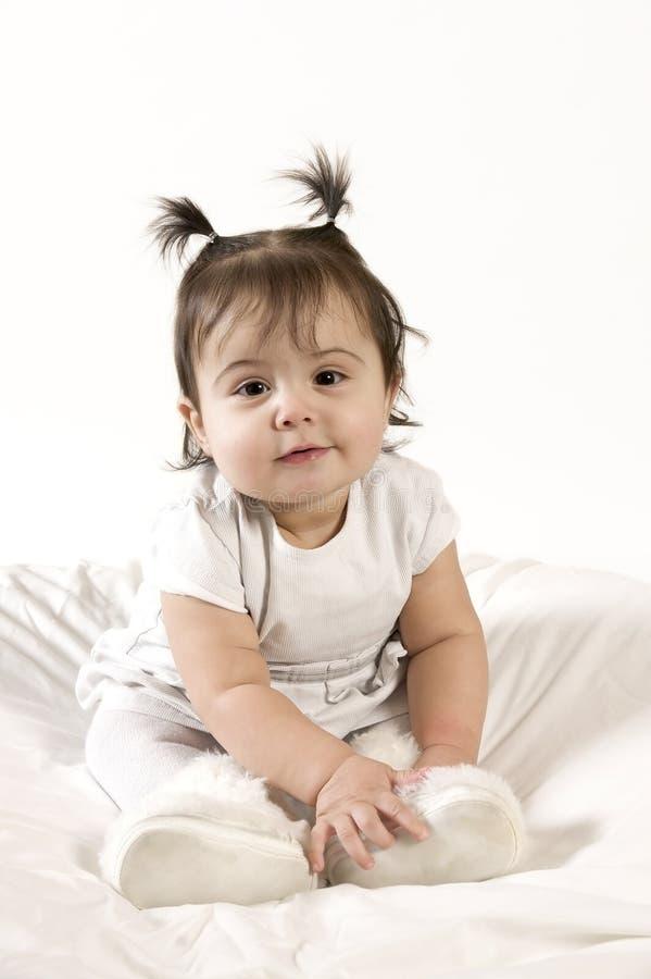 Süßes Baby lizenzfreie stockfotos