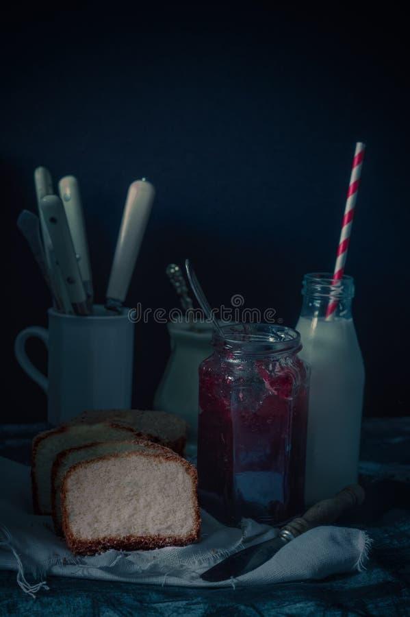 Süßes Brot stockbilder