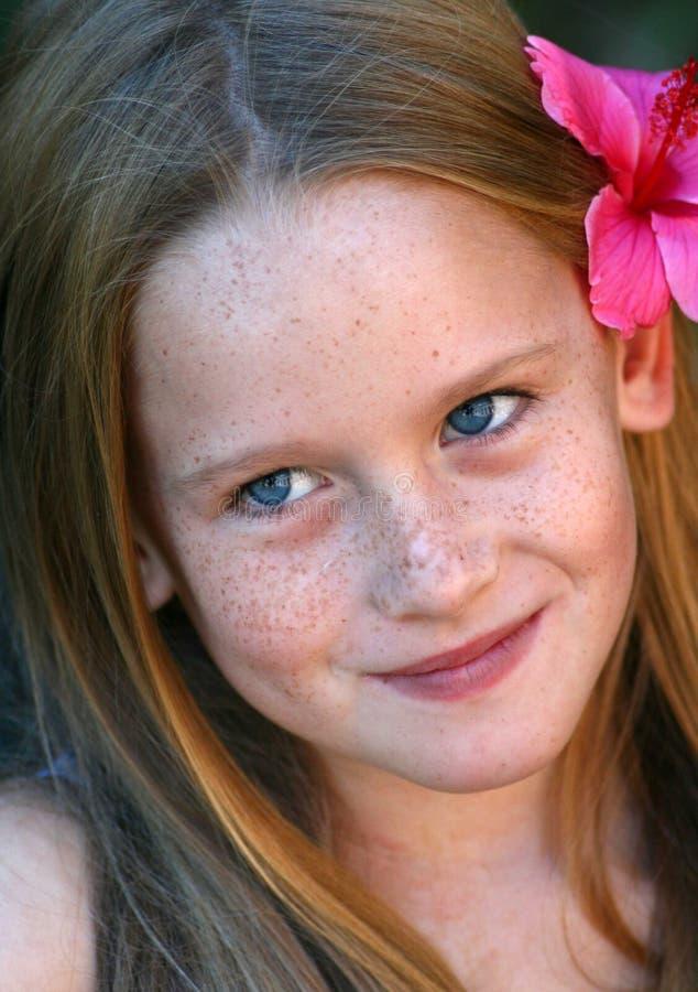 Süßes Kind stockfoto