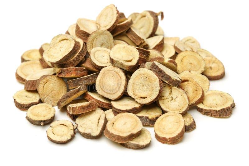 Süßholzwurzeln lizenzfreie stockfotos