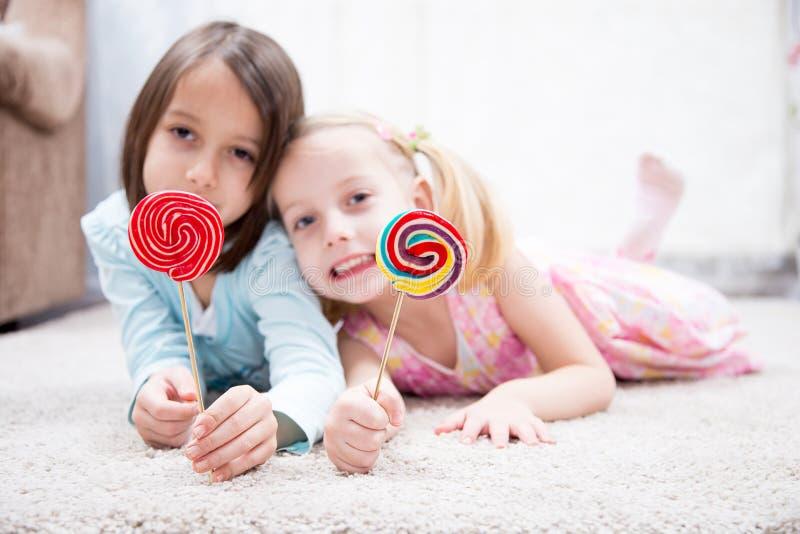 Süßigkeit stockbild