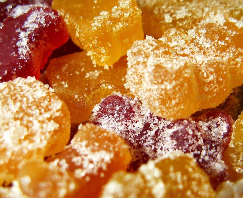 Süßigkeit-Hintergrund lizenzfreie stockfotos