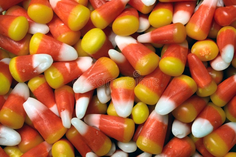 Süßigkeit-Mais lizenzfreie stockbilder