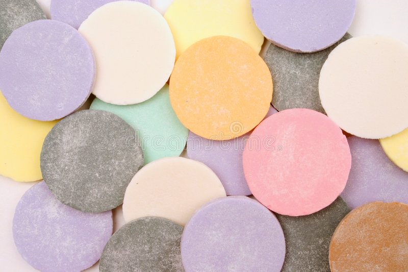 Süßigkeiten lizenzfreie stockfotos