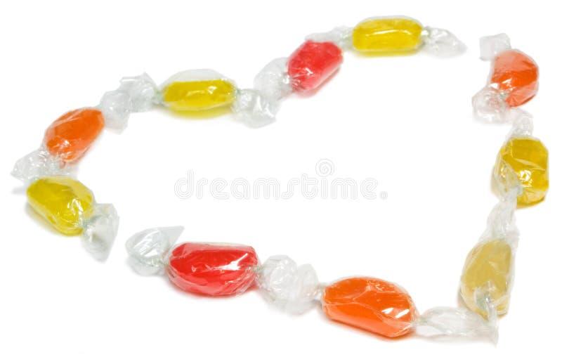 Süßigkeitinneres stockfotos
