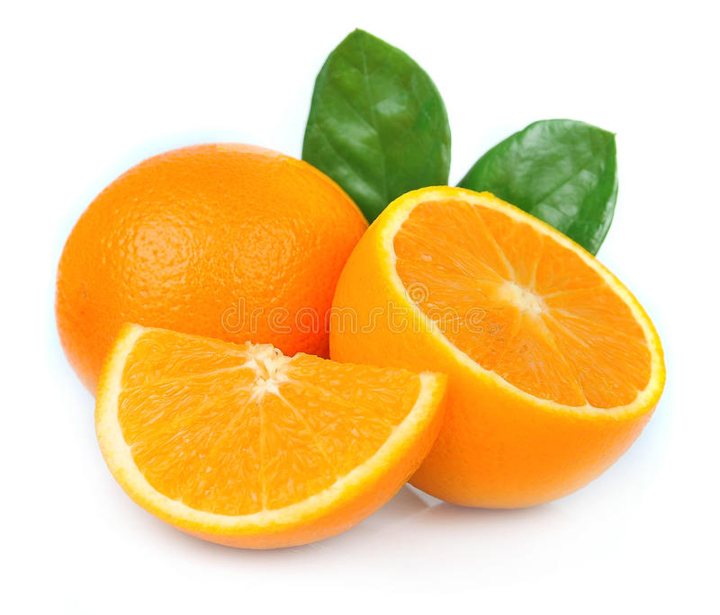 Süßorangefrucht lizenzfreie stockfotografie