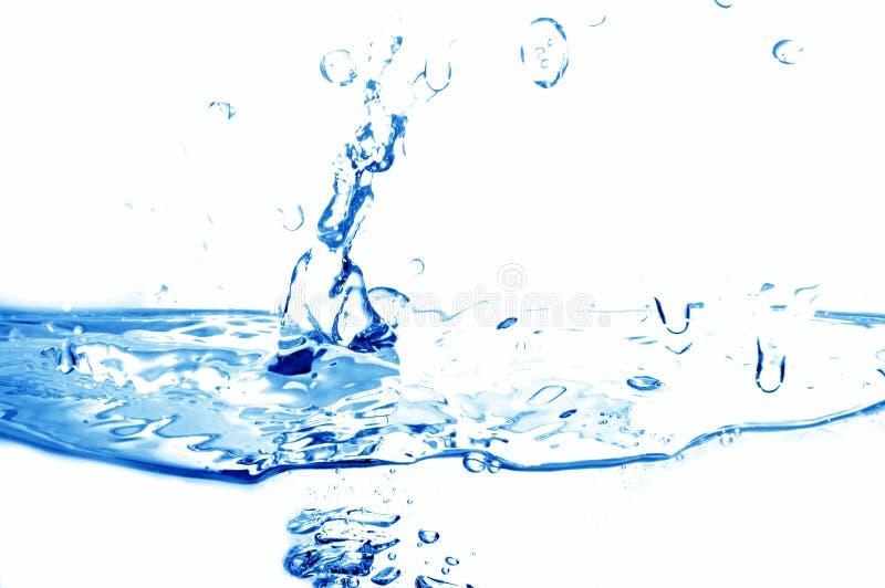 Süßwasserspritzen lizenzfreie stockfotografie