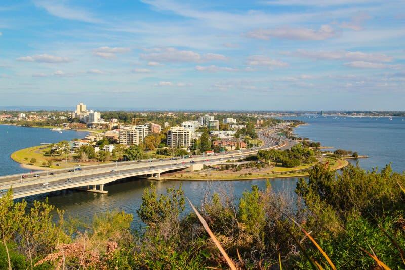 Süd-Perth stockfoto