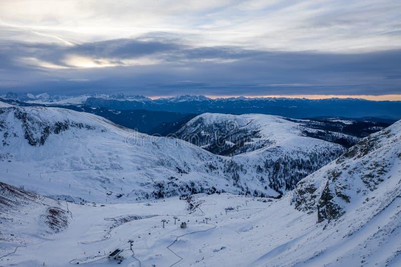 Süd-Tirol stockfoto