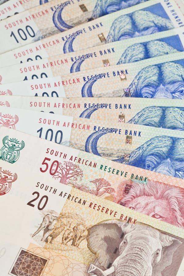 Südafrikanische Ränder lizenzfreie stockfotos