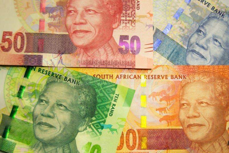 Südafrikanischer Rand lizenzfreies stockbild