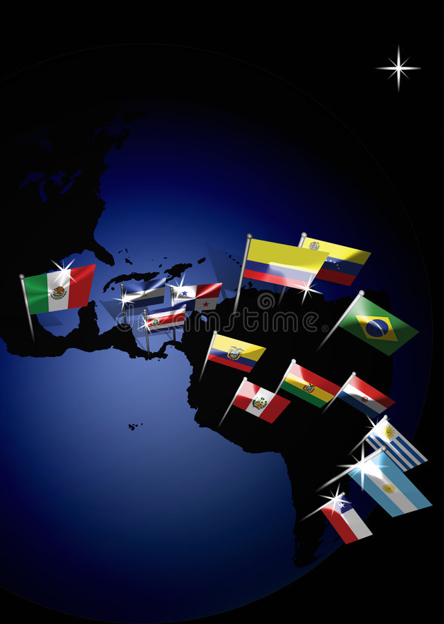 Südamerika stockfotos