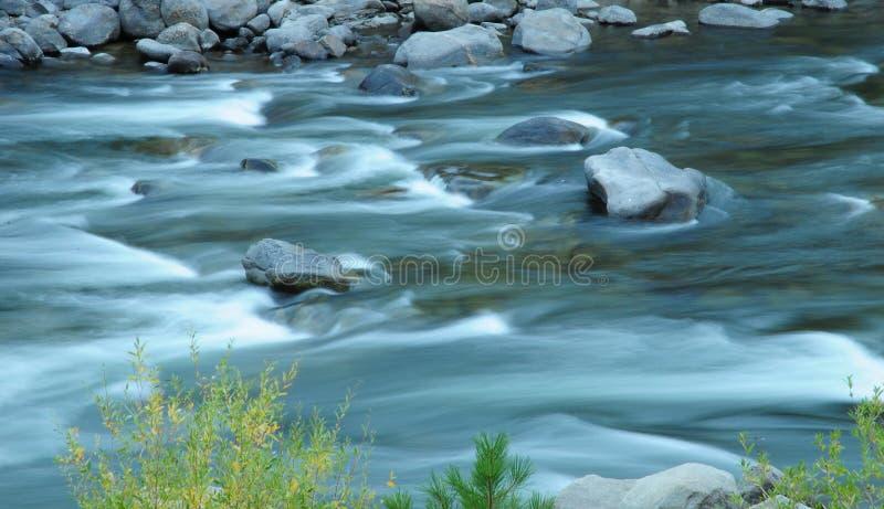 Südgabel des Payette Flusses lizenzfreie stockbilder