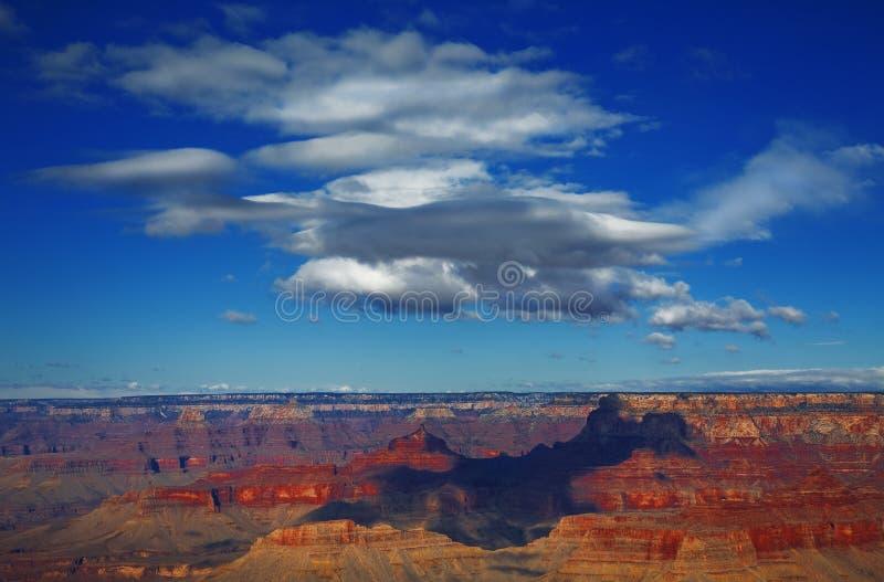 Südkante, Nationalpark Grand Canyon s, Arizona lizenzfreies stockfoto