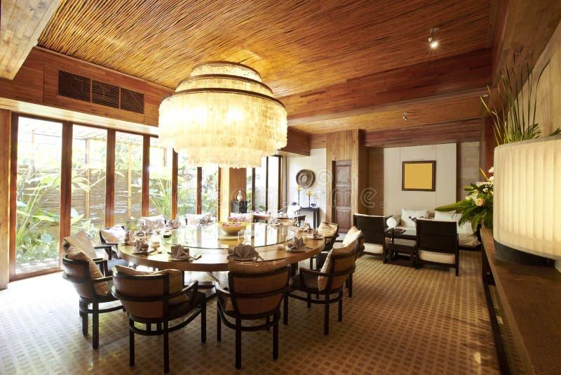 Download Südostc$asiatisch-art Gaststätte Stockfoto - Bild von braun, inside: 26350842