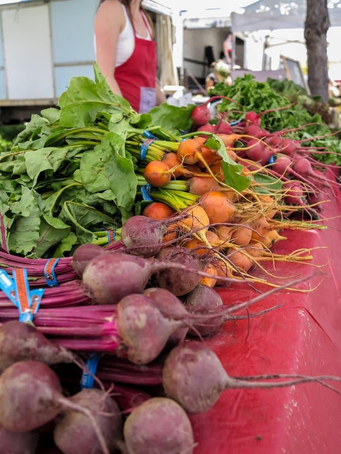 Südperlen-Straßen-Landwirt-Markt in Denver lizenzfreie stockfotografie