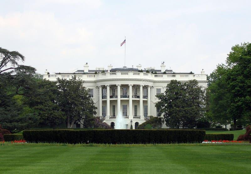 Südrasen Whitehouse lizenzfreies stockbild
