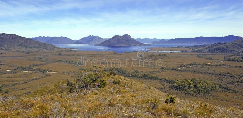Südwestnationalpark Tasmanien, Australien lizenzfreies stockbild
