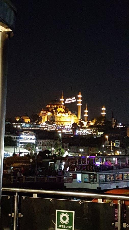Süleyman Camii stock image