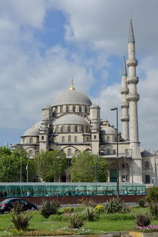Süleymaniye meczet - Istanbuł obrazy royalty free